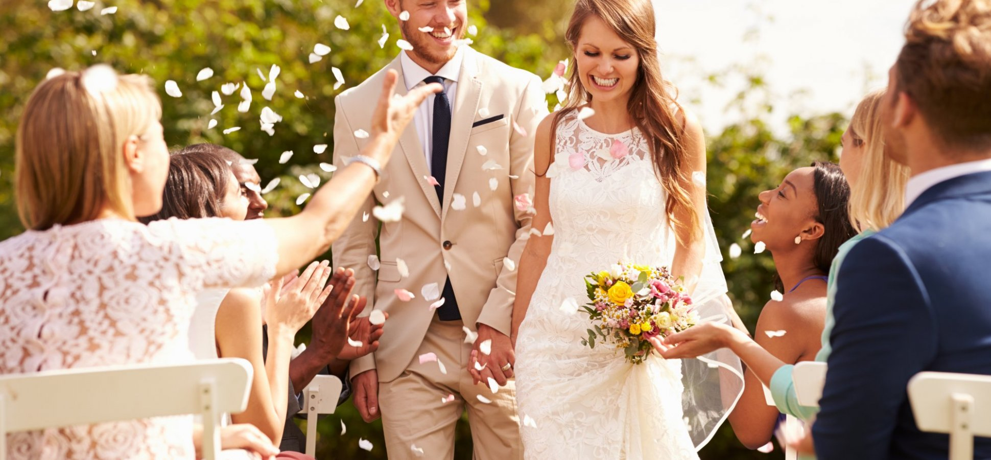Flowers Have The Power to Make or Break a Wedding Ceremony